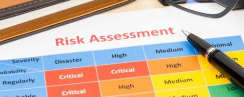 valutazione dei rischi sicurezza